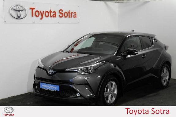 Toyota C-HR 1,8 WT-i Hybrid Dynamic Tech  2017, 36800 km, kr 289000,-