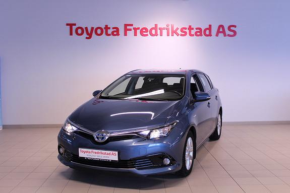 Toyota Auris 1,8 Hybrid E-CVT Active S  2015, 41000 km, kr 199000,-