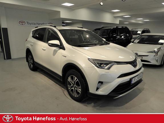 Toyota RAV4 Hybrid 4WD Active Style Hengerfeste  2016, 73800 km, kr 359000,-