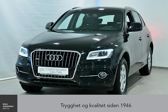 Audi Q5 2,0 TDI 163hk quattro S tronic INNBYTTEKAMPANJE*  2016, 41990 km, kr 439900,-