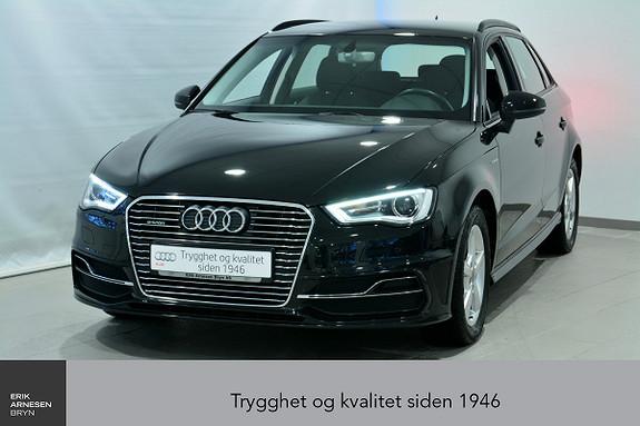 Audi A3 Sportback 1,4 TFSI  Ambition INNBYTTEKAMPANJE*  2016, 29600 km, kr 239000,-