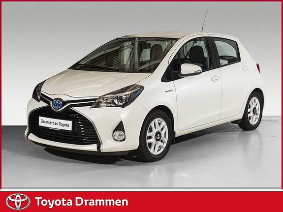 Toyota Yaris 1,5 Hybrid Active S e-CVT Se kilometer!!  2017, 15775 km, kr 179000,-
