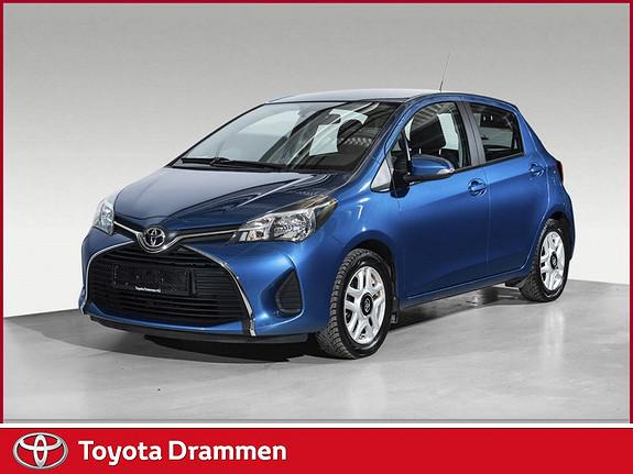 Toyota Yaris 1,0 Active S  2016, 25410 km, kr 139000,-