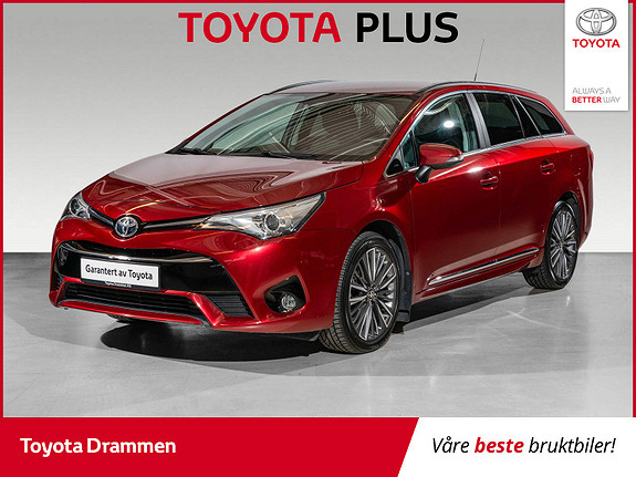 Toyota Avensis Touring Sports 1,8 Active Style M-drive S7  2017, 23630 km, kr 319000,-