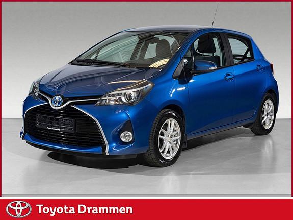 Toyota Yaris 1,5 Hybrid Active S e-CVT  2017, 26335 km, kr 178900,-