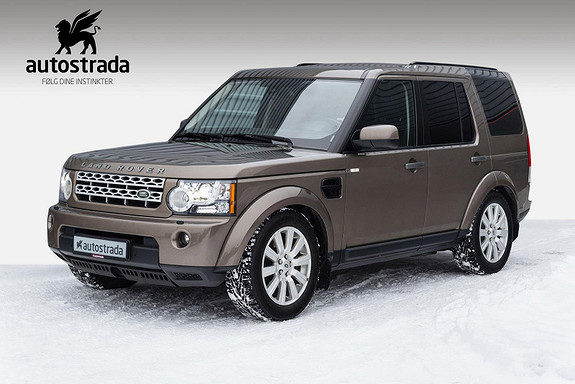 Land Rover Discovery 4 SDV6 HSE 256HK