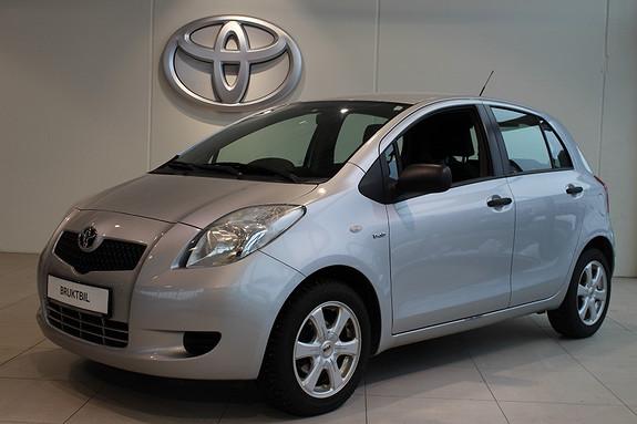 Toyota Yaris 1.4 D-4D  2006, 81707 km, kr 75000,-