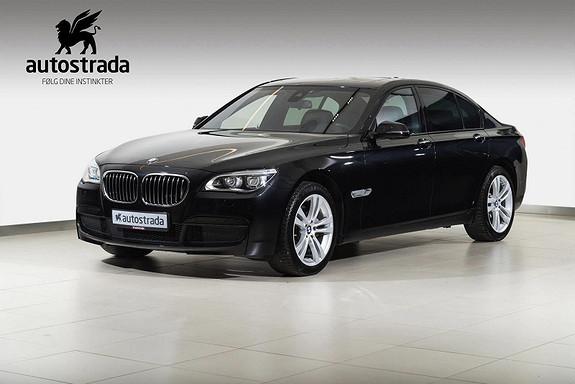 BMW 7-serie 730 xDrive 258HK M-Sport