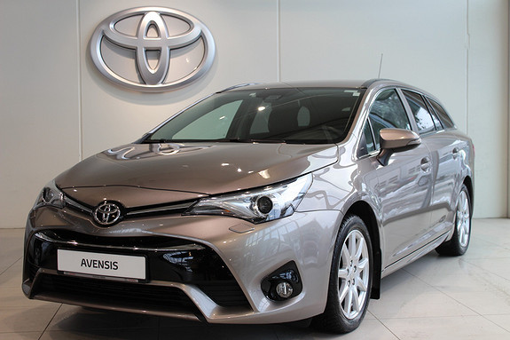 Toyota Avensis 1.6 D-4D Active STV  2016, 55483 km, kr 265000,-