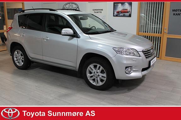 Toyota RAV4 2,2 D-4D Vanguard Executive **LAV KM**DELSKINN**RYGGESE  2011, 108000 km, kr 199000,-