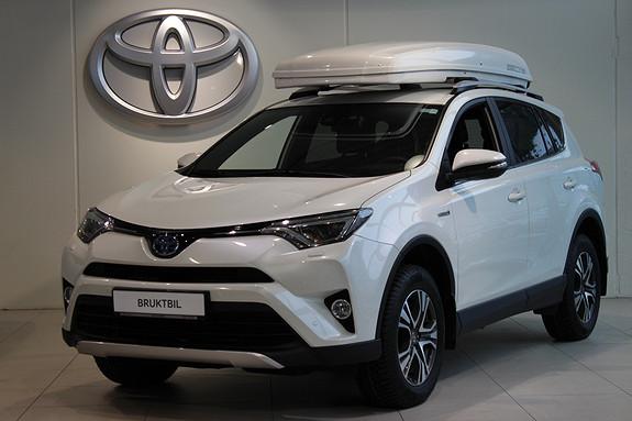 Toyota RAV4 2.5 Hybrid Active Style 2WD  2017, 66551 km, kr 369000,-