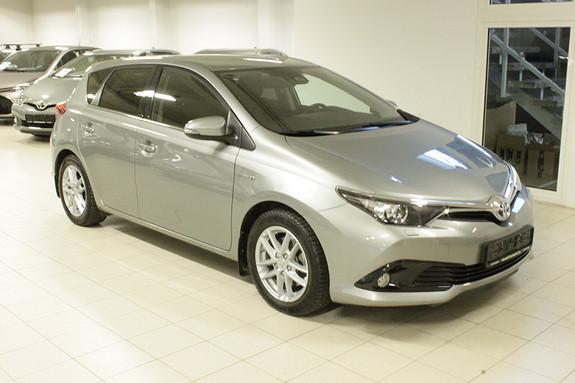 Toyota Auris 1,8 Hybrid E-CVT Active Sport  2017, 39307 km, kr 249000,-