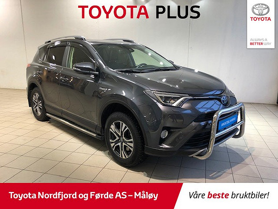 Toyota RAV4 Hybrid AWD Executive  2018, 7 453 km, kr 459 000,-