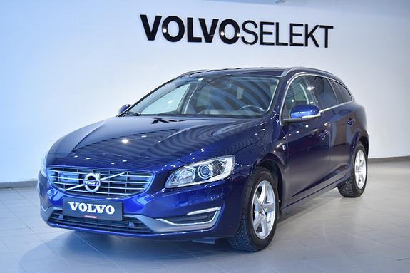 Volvo V60 D2 Ocean Race 119g aut