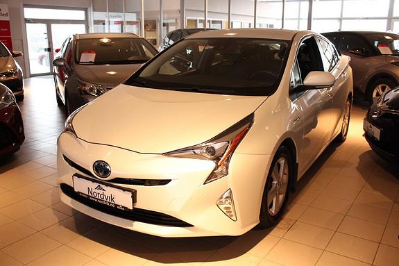 Toyota Prius 1,8 VVT-i Hybrid Executive JBL, Navi, Kamera ++  2016, 32897 km, kr 239000,-