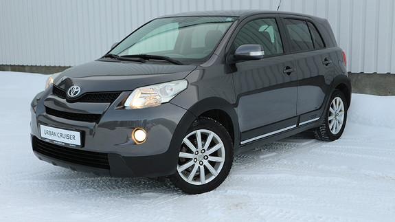 Toyota Urban Cruiser 1,4 D-4D Elegant AWD // 1 eier // Lav km // Tectylert  2011, 63371 km, kr 119900,-