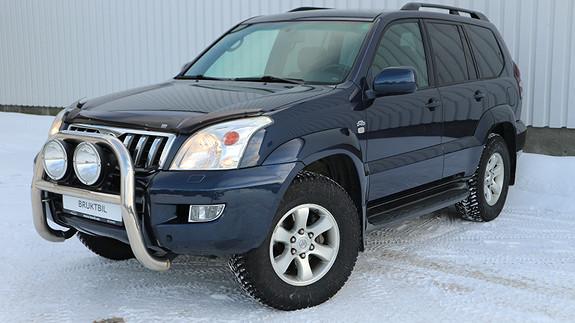 Toyota Land Cruiser VX 3,0 D-4D 5-seter  2005, 206650 km, kr 199900,-