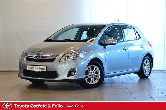 Toyota Auris 1,8 Hybrid Executive HSD DAB+, Meget pen  2011, 67855 km, kr 129000,-