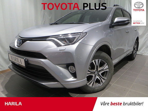 Toyota RAV4 Hybrid AWD Active Style  2018, 20133 km, kr 449000,-