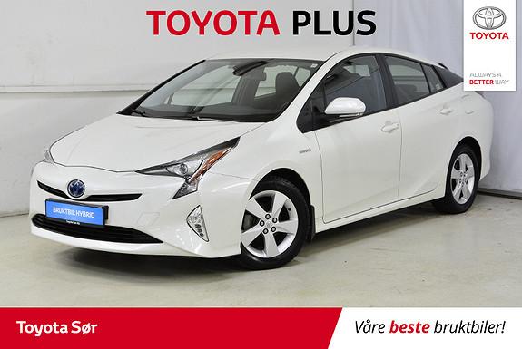 Toyota Prius 1,8 VVT-i Hybrid Active Style m/hengerfeste  2016, 45429 km, kr 239000,-