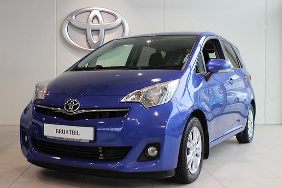 Toyota Verso-S 1.4 D-4D Dynamic Style  2011, 131688 km, kr 89000,-