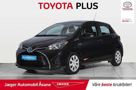 Toyota Yaris 1,5 Hybrid Active e-CVT  2014, 70900 km, kr 149000,-