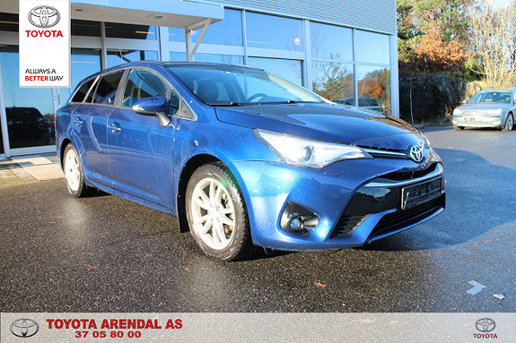 Toyota Avensis Touring Sports 1,6 D-4D Active Style  2015, 40132 km, kr 229000,-