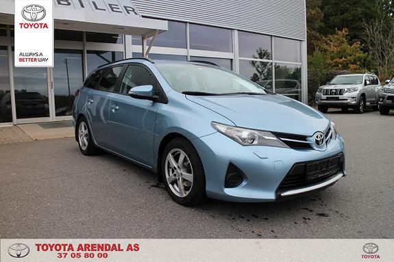 Toyota Auris Touring Sports 1,4 D-4D Sense  2013, 138000 km, kr 139000,-