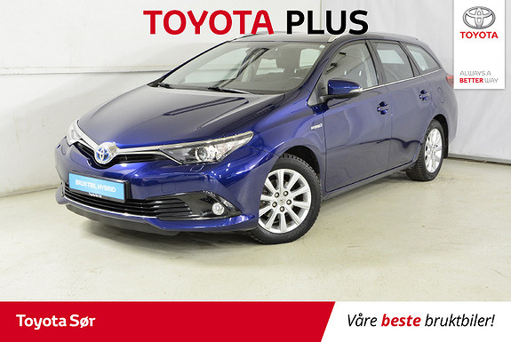 Toyota Auris Touring Sports 1,8 Hybrid Active  2015, 59500 km, kr 199000,-