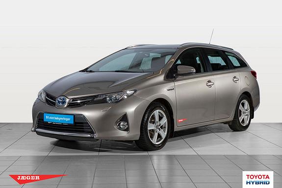 Toyota Auris Touring Sports 1,8 Hybrid Active  2014, 65500 km, kr 189000,-