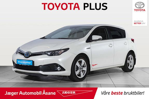 Toyota Auris 1,8 Hybrid E-CVT Active Sport  2017, 45400 km, kr 249000,-