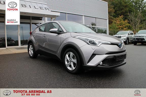 Toyota C-HR 1,8i Hybrid Active  2017, 46950 km, kr 279000,-