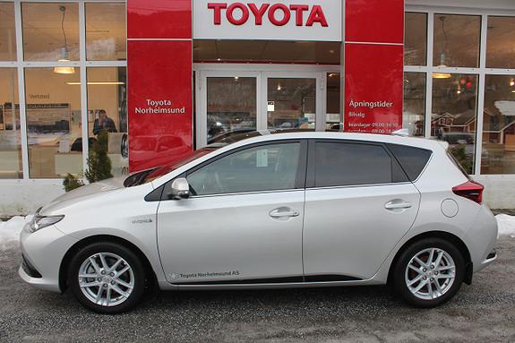 Toyota Auris 1.8 Hybrid Active Sport Skyview TECTYL, DEMOBIL  2018, 6850 km, kr 289900,-