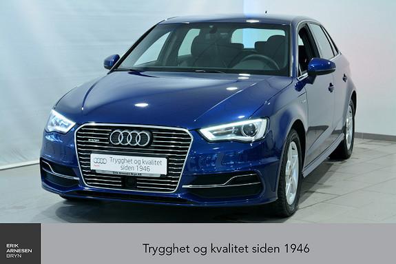 Audi A3 Sportback 1,4 TFSI  Ambition INNBYTTEKAMPANJE*  2016, 43600 km, kr 259000,-