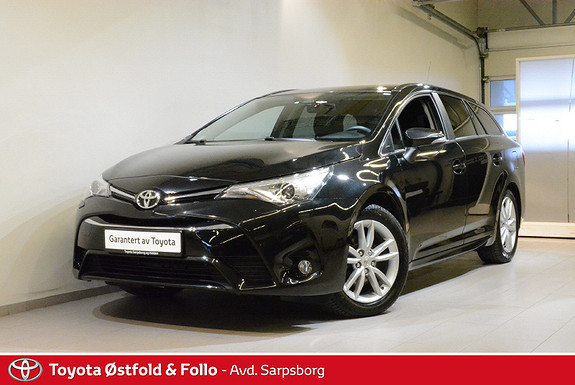 Toyota Avensis Touring Sports 1,8 Active M-drive S7  2017, 44200 km, kr 288000,-