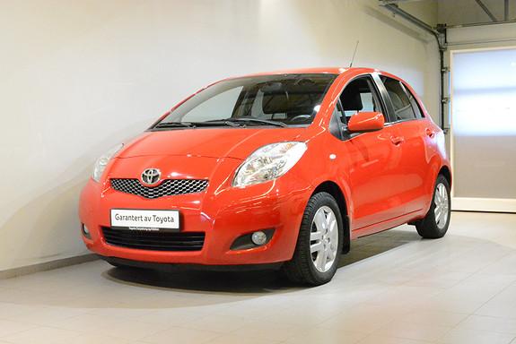 Toyota Yaris 1,3 Sol+ 5D  2009, 75000 km, kr 75000,-