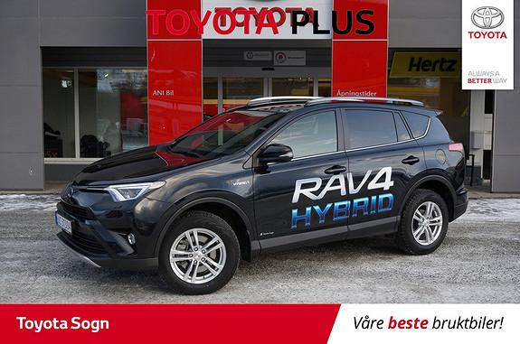 Toyota RAV4 Hybrid AWD 71n Edition  2018, 17000 km, kr 429900,-