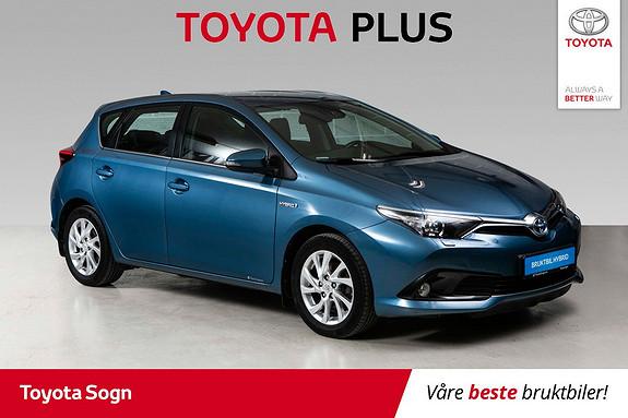 Toyota Auris 1,8 Hybrid E-CVT Active Facelift  2015, 41000 km, kr 199000,-