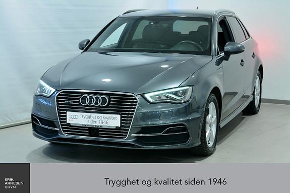 Audi A3 Sportback 1,4 TFSI  Ambition Plug-in hybrid  2016, 51200 km, kr 259000,-
