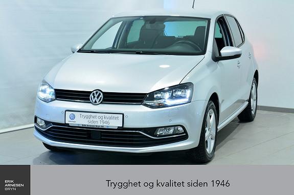 Volkswagen Polo 1,2 TSI 90hk Highline DSG INNBYTTEKAMPANJE*  2016, 26900 km, kr 169900,-