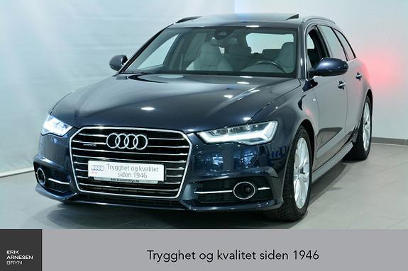 Audi A6 Avant 3,0 TDI V6 211hk Q. S tronic INNBYTTEKAMPANJE*  2016, 59800 km, kr 539900,-