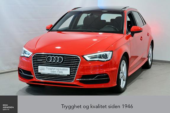 Audi A3 Sportback 1,4 TFSI  Ambition INNBYTTEKAMPANJE*  2015, 32200 km, kr 239900,-