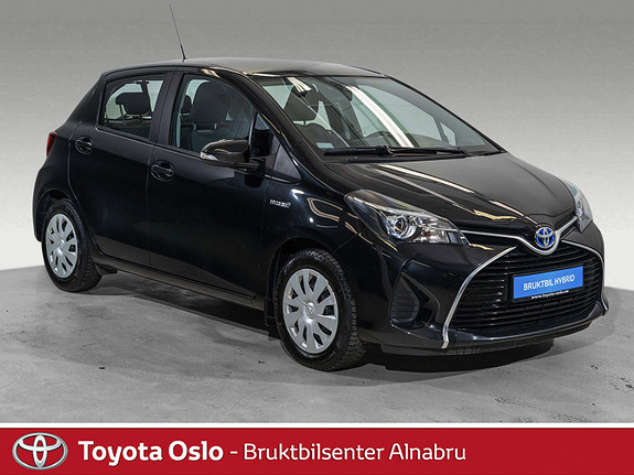 Toyota Yaris 1,5 Hybrid Active e-CVT Automat,  2014, 52427 km, kr 144900,-