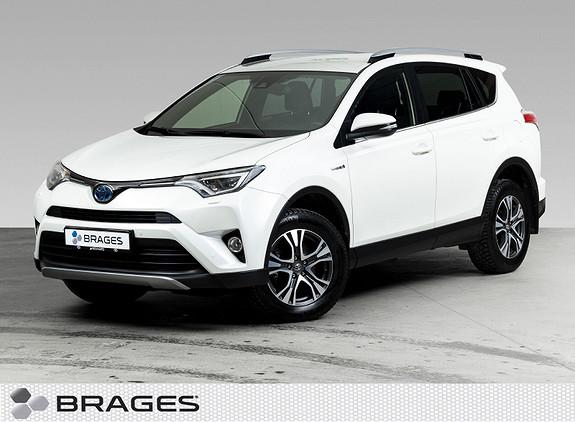 Toyota RAV4 Hybrid AWD Active Style Ad.Cruise, Navi, R.kam, P.senso  2016, 25800 km, kr 399000,-