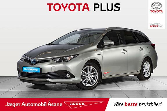 Toyota Auris Touring Sports 1,8 Hybrid Active S  2015, 48500 km, kr 239000,-