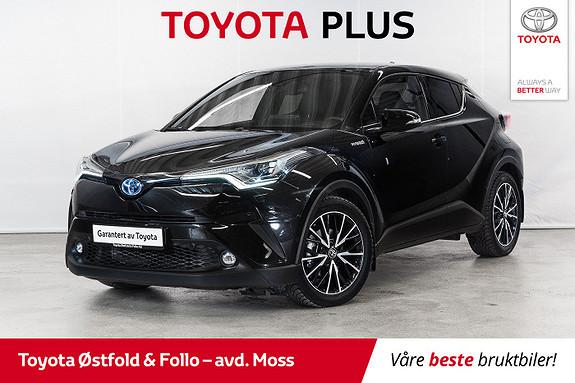 Toyota C-HR 1,8i Hybrid Supreme Tech /GODT UTSTYRT/LAV KM  2018, 7900 km, kr 328000,-