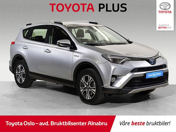 Toyota RAV4 Hybrid AWD Active S SE KM!  2018, 5813 km, kr 437900,-