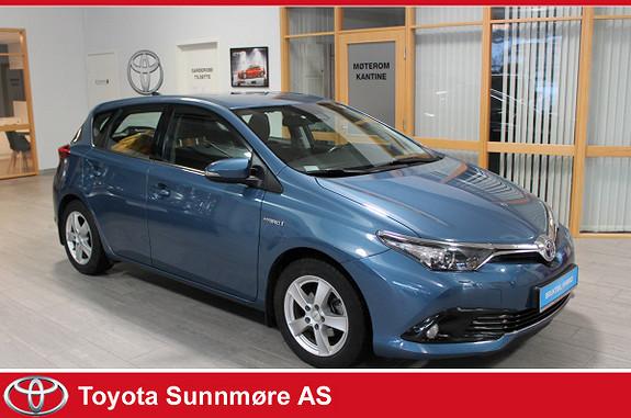 Toyota Auris 1,8 Hybrid E-CVT Active  2017, 45282 km, kr 239000,-
