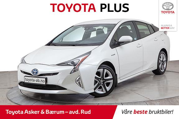 Toyota Prius 1,8 VVT-i Hybrid Executive KAMPANJE!!  2016, 40600 km, kr 239000,-