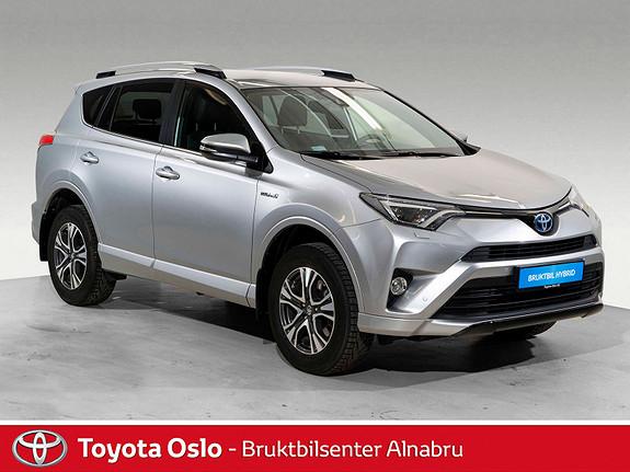 Toyota RAV4 Hybrid 2WD Active Style Navi, Automat,  2018, 13244 km, kr 399900,-